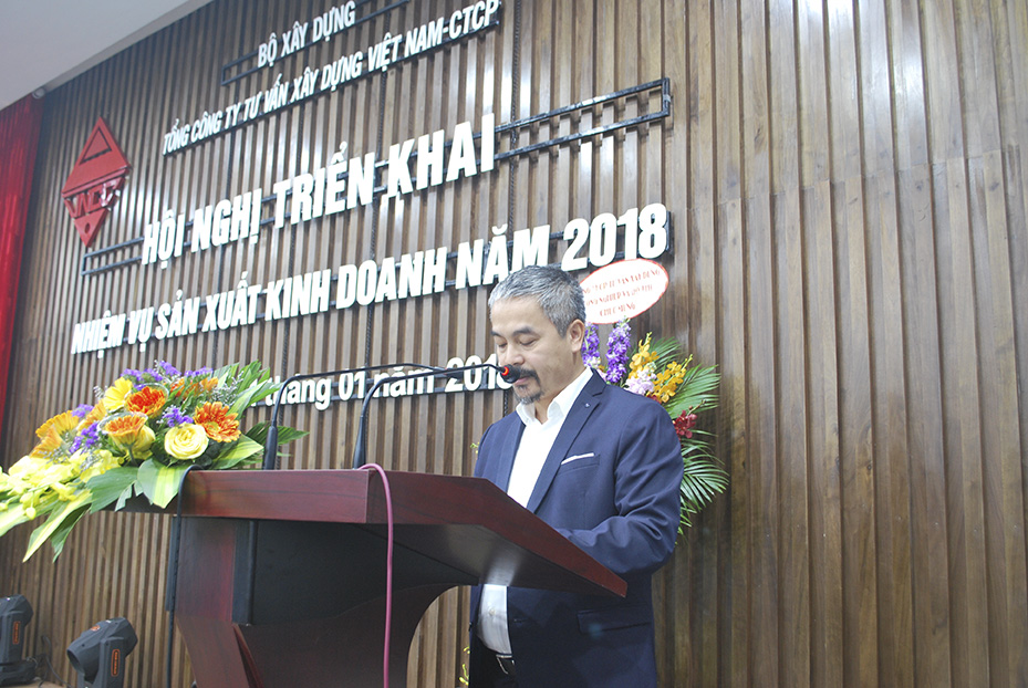 The 2018 Conference on Business and Production of Vietnam
